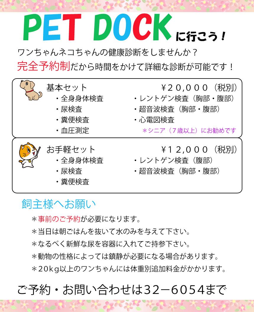 PETDOCK
